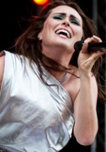 POZE: Within Temptation la Tuborg GreenFest – Rock the City 2012