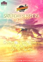 """""""Saturday Sunshine"""" la Zumbaala Wake Park din Mogoşoaia"""