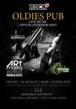 After Party ARTmania în Oldies Pub din Sibiu