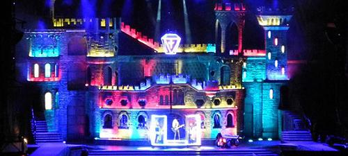 Zona de backstage a concertului Lady Gaga de la Bucureşti va fi una impresionantă