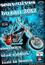 Seawolves Bike Fest 2012 în Parcul Tineretului din Buzău