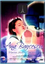 Concert Ana Băncescu în Tête-à-Tête din Bucureşti