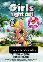 """Girls Night Out"" în La Plage Club din Otopeni"