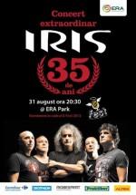 Concert Iris la Era Park din Iaşi