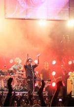 RECENZIE: Al treilea concert Placebo la Bucureşti pe stadionul Iolanda Balaş Söter (POZE)