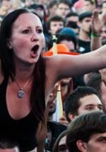 RECENZIE: Ziua zero la Sziget Festival 2012 cu Hammerfall, Lacuna Coil, Moonspell şi Akos (POZE)