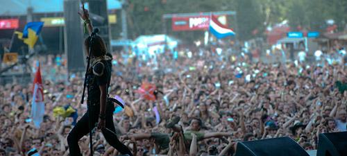 Sziget Festival 2012 va fi transmis live pe YouTube