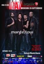 Manfellow în Club A din Bucureşti