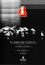Planningtorock, Ron Morelli, SvengalisGhost, Bogman în Control Club din Bucureşti