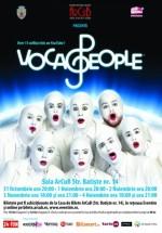 Voca People la Sala ArCuB din Bucureşti
