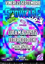 Luca M & Just 2, Federico Locchi şi MoonSound în Colors Club din Bucureşti