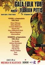 Gala Folk You! Florian Pittiş 2012 la Bucureşti