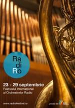 """Festivalul Internaţional al Orchestrelor Radio """"RadiRo"""" 2012 la Bucureşti"""