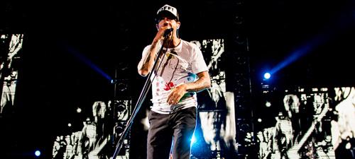 RECENZIE: Red Hot Chili Peppers, un concert exploziv la Arena Naţională din Bucureşti (POZE şi VIDEO)