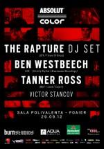 The Rapture şi Ben Westbeech la Sala Polivalentă din Bucureşti (CONCURS)