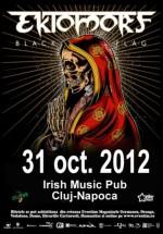 Concert Ektomorf în Irish & Music Pub din Cluj-Napoca – ANULAT