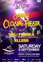 """Summer Closing Fiesta"" la Ponton Casa Baraj din Crivaia"
