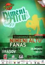 Concert Nimeni Altu' în Trippin Cafe din Braşov