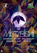 Mistabishi LIVE în Elephant Pub din Bucureşti