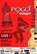 POGO unplugged în Ageless Club din Bucureşti