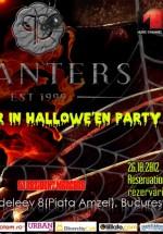 DJ Kruger in Hallowe'en Party în Club Planters din Bucureşti