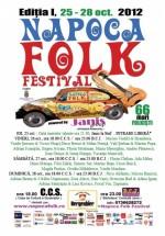 Napoca Folk Festival 2012