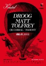 Droog şi Matt Tolfrey în Kristal Club din Bucureşti