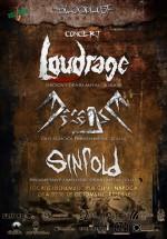 Concert Loudrage în Irish Music & Pub din Cluj-Napoca
