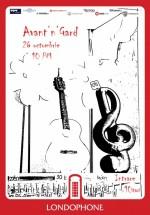 Concert Avant'n'Gard în Club Londophone din Bucureşti