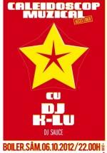 Caleidoscop Musical în Boiler Club din Cluj-Napoca