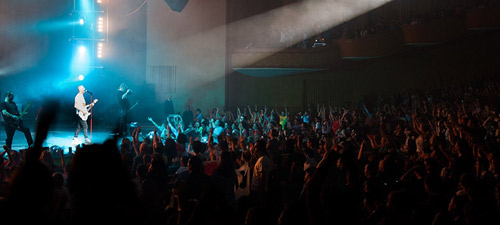 Concertele lunii noiembrie 2012