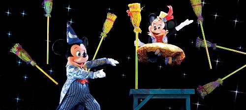 Disney Live! Mickey's Magic Show în premieră la Bucureşti în februarie 2013