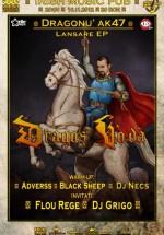 Lansare album Dragonu' AK 47 în Irish Music & Pub din Cluj-Napoca
