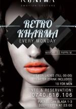 Retro Kharma în Club Kharma din Cluj-Napoca