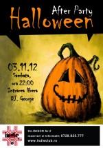 Halloween After Party în Indie Club din Bucureşti
