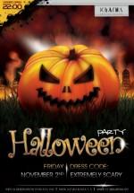 Halloween Party în Club Kharma din Cluj-Napoca
