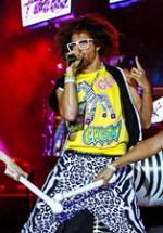 RECENZIE: Nebunie şi culoare la concertul LMFAO de la Bucureşti (POZE)