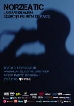Concert Norzeatic în Control Club din Bucureşti