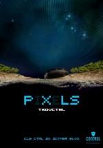 Lansare album Pixels în Control Club din Bucureşti