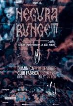 Concert Negură Bunget în Club Fabrica din Bucureşti – AMÂNAT