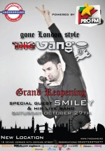 Grand Reopening The Gang din Bucureşti
