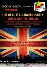 The Real Halloween Party în The Gang din Bucureşti
