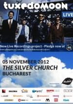 Concert Tuxedomoon în The Silver Church din Bucureşti