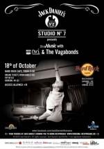 Concert Ovi & The Vagabonds în Hard Rock Cafe din Bucureşti