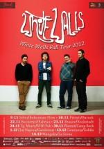 Turneu White Walls – Fall Tour 2012 în România