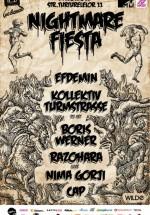 Nightmare Fiesta în Chaos Venue din Bucureşti