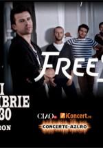 Concert FreeStay în Coyote Cafe din Bucureşti