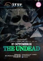 Halloween Night Party în Stuf Vama Veche din Bucureşti