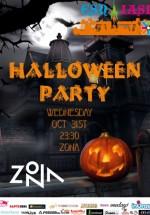 Halloween Party în Club Zona din Iaşi