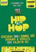 Hip Hop #2 în elephant Pub din Bucureşti